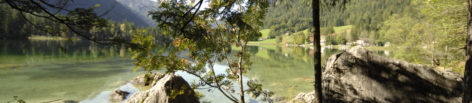 Hintersee in der Ramsau
