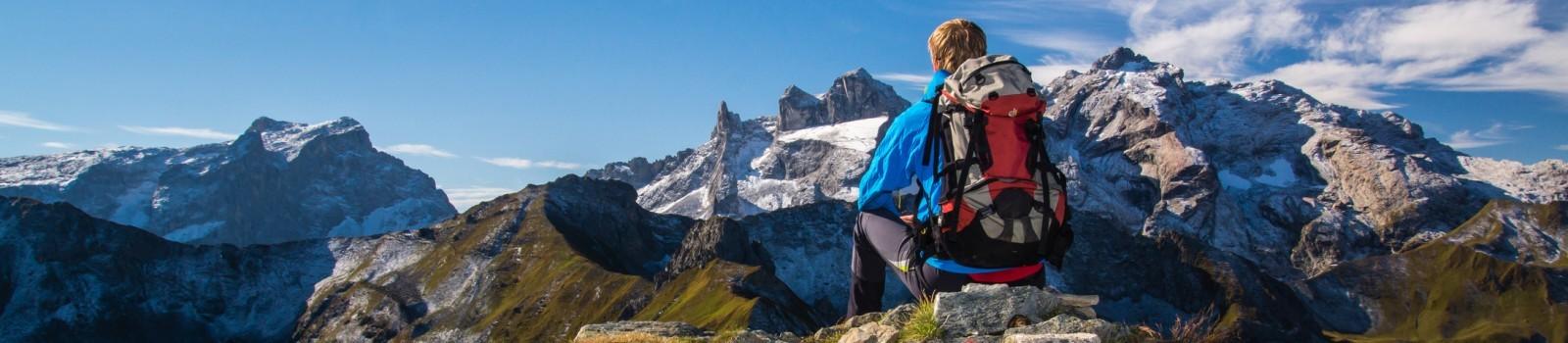 Bergwandern in Berchtesgaden