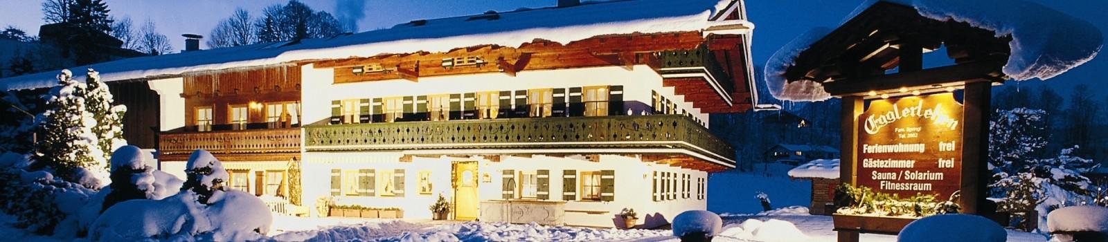 Winterurlaub in Berchtesgaden